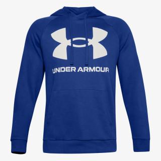UNDER ARMOUR Dukserica UA Rival Fleece Big Logo HD