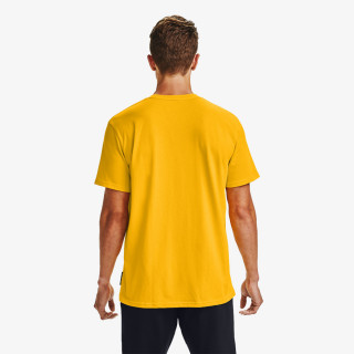 UNDER ARMOUR Majica CURRY EMBROIDERED TEE