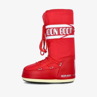 MOON BOOT Čizme MOON BOOT NYLON RED