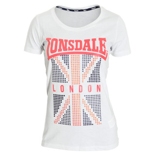 LONSDALE Majica LADY F19 FLAG TEE