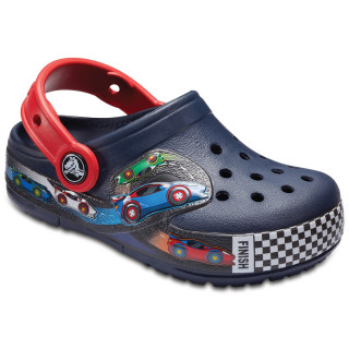CROCS Papuče CROCS CROCBAND FUN LAB LIGHTS CLG K