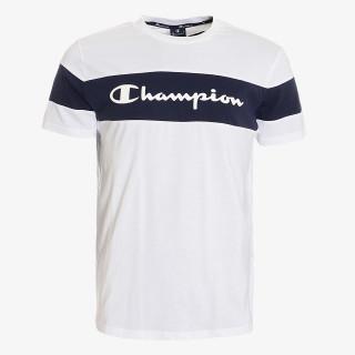 CHAMPION Majica COLOR BLOCK T-SHIRT