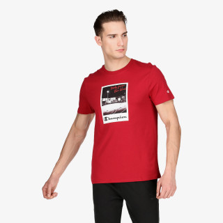 CHAMPION Majica STREET BASKET T-SHIRT