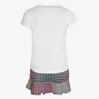 NIKE NKG PIXEL POP TOP & SCOOTR SET