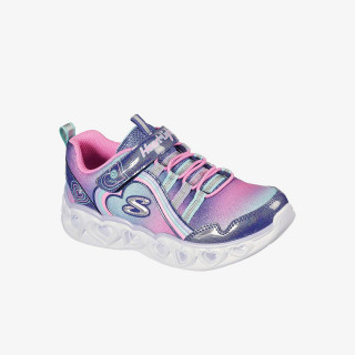 SKECHERS Patike HEART LIGHTS-RAINBOW LUX
