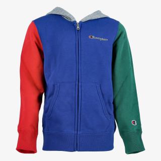 CHAMPION Dukserica Hooded Full Zip Sweatshirt
