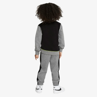 NIKE Trenerka NKB COLOR BLOCK FLC CREW SET