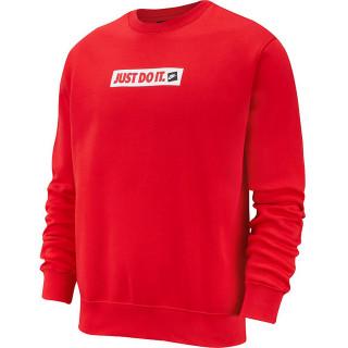 NIKE Majica dugih rukava M NSW JDI CRW FLC BSTR