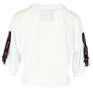 CHAMPION Majica LADY URBAN STRIPE T-SHIRT