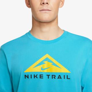 NIKE Majica U NK DRY TEE SS TRAIL