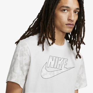 NIKE Majica M NSW TEE FUTURA CLUB FILL