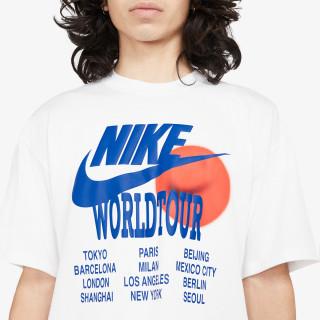 NIKE Majica M NSW TEE WORLD TOUR