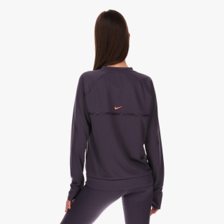 NIKE Dukserica W NK ICON CLSH TOP MID