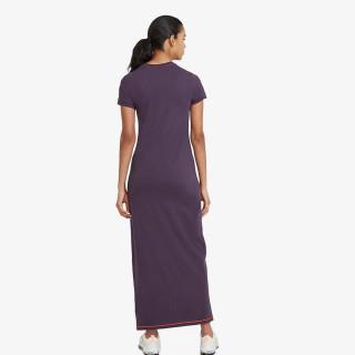 NIKE Haljina W NSW ICN CLSH MAXI DRESS