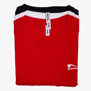 KRONOS Majica Kronos 3 pack T-Shirt