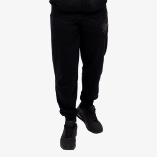LONSDALE S21 BLACK CUFF PANT