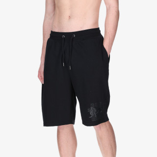 LONSDALE S21 BLACK SHORTS
