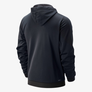 NEW BALANCE Dukserica TENACITY FLEECE FULL ZIP HOODIE