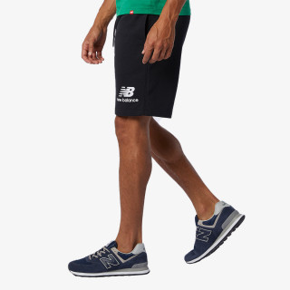 NEW BALANCE Šorc ESSENTIALS STACKED LOGO SHORT
