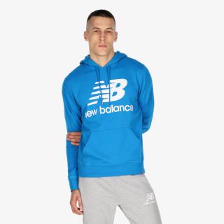 NEW BALANCE Dukserica NB Essentials Stacked Logo Po Hoodie