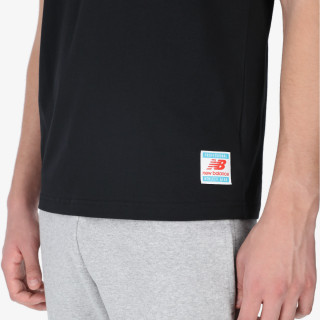 NEW BALANCE Majica NB Essentials Logo Tee
