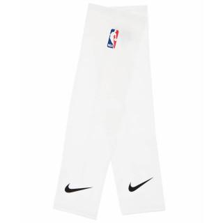 JR NIKE Steznik NIKE SHOOTER SLEEVES NBA S/M WHITE/BLACK