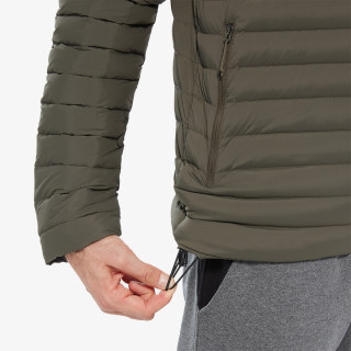 THE NORTH FACE Jakna M STRETCH DOWN HOODIE