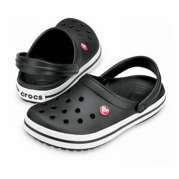 CROCS Papuče CROCBAND - BLACK