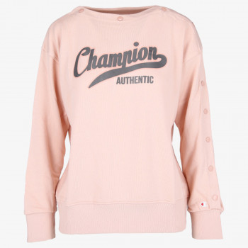 CHAMPION Dukserica LADY TWIST CREWNECK