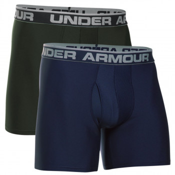 UNDER ARMOUR Donji veš O Series 6'' BoxerJock 2 PK
