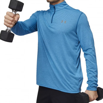 UNDER ARMOUR Majica dugih rukava TOPS-UA THREADBORNE 1/4 ZIP