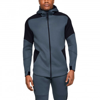UNDER ARMOUR Dukserica UNSTOPPABLE MOVE FZ HOODIE