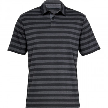 UNDER ARMOUR Polo Majica CC Scramble Stripe
