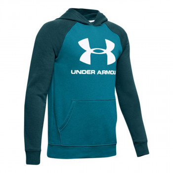 UNDER ARMOUR Dukserica Rival Logo Hoody