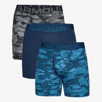 UNDER ARMOUR Donji veš Charged Cotton 6in 3 Pack Novelty