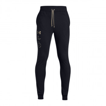 UNDER ARMOUR Donji dio trenerke RIVAL TERRY PANT
