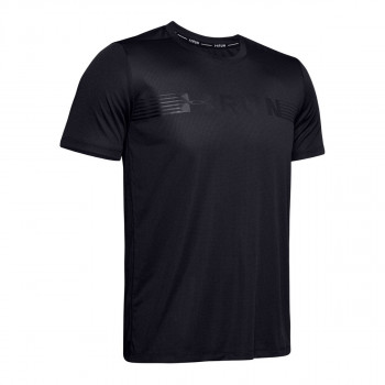 UNDER ARMOUR Majica UA RUN WARPED SHORTSLEEVE