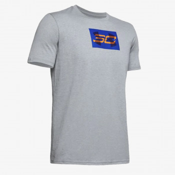 UNDER ARMOUR Majica SC30 OVERLAY SS TEE