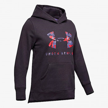 UNDER ARMOUR Dukserica Rival Print Fill Logo Hoody