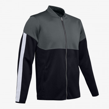 UNDER ARMOUR Dukserica Athlete Recovery Knit Warm Up Top