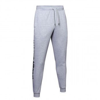 UNDER ARMOUR Donji dio trenerke RIVAL FLEECE WORDMARK LOGO JOGGER