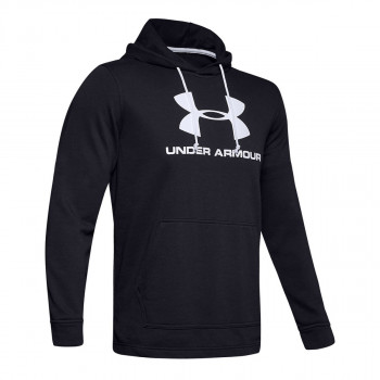 UNDER ARMOUR Dukserica SPORTSTYLE TERRY LOGO HOODIE