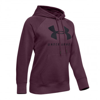 UNDER ARMOUR Dukserica RIVAL FLEECE SPORTSTYLE GRAPHIC HOODIE