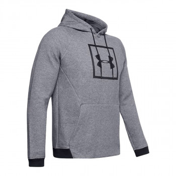 UNDER ARMOUR Dukserica UNSTOPPABLE 2X LOGO HOODIE