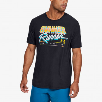 UNDER ARMOUR Majica UA RUNNER RUNNER SHORT SLEEVE