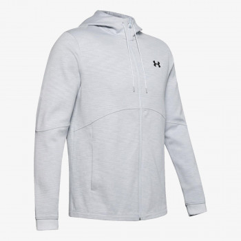 UNDER ARMOUR Dukserica DOUBLE KNIT FZ HOODIE