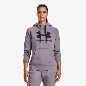 UNDER ARMOUR Dukserica Rival Fleece Logo Hoodie
