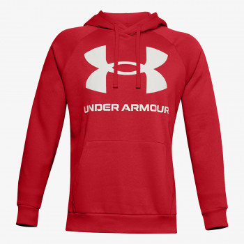 UNDER ARMOUR Majica UA Rival Fleece Big Logo HD