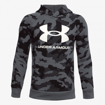 UNDER ARMOUR Dukserica UA RIVAL FLEECE PRTD HOODIE