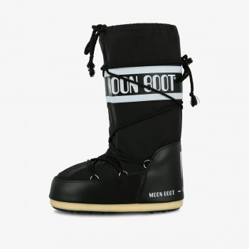 MOON BOOT Čizme MOON BOOT NYLON BLACK